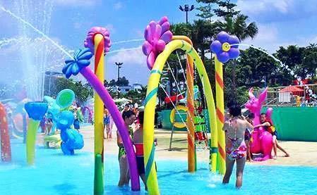水上狂欢来了!惠州新开了超级大型的水上乐园,一票通玩才39.9
