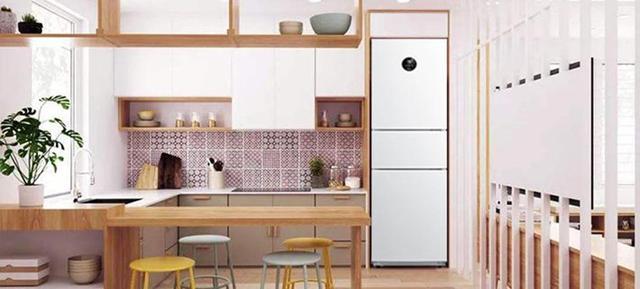 三开门电冰箱能换双开门的吗
