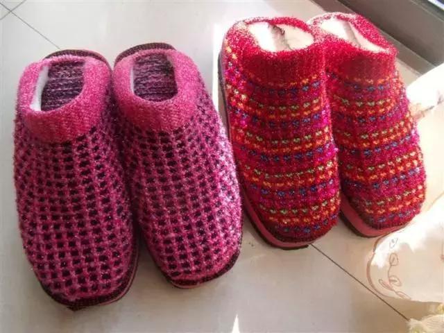 【巧手女工编织坊】太阳花拖鞋编织视频教程成人毛线拖鞋的编织