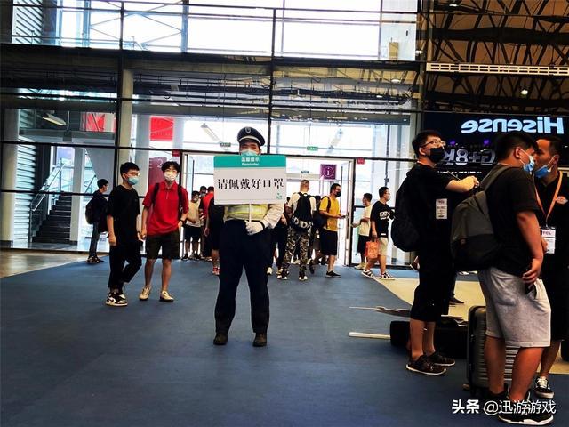 2020ChinaJoy:育碧展示传统艺能,价值连城的魅族展台无人敢靠近