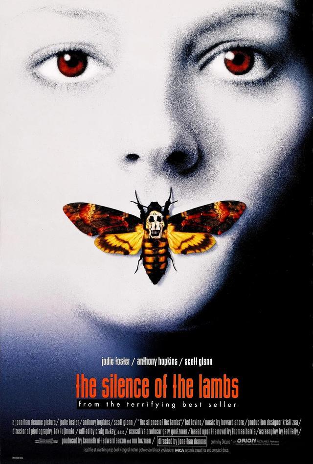 """《正经篇》每日电影惊悚类之深度解析""""沉默的羔羊"""""""