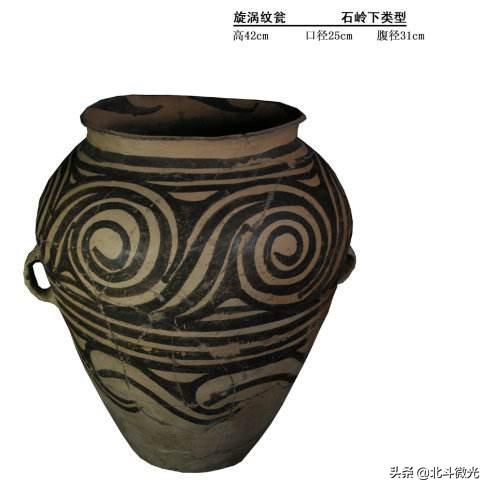 中国陶瓷一马家窑文化彩陶