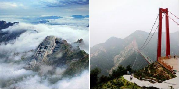 山东临沂最新自驾游旅游景点热度排名,趁着夏天还没来一起去旅游