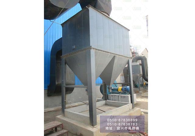 陶瓷多管除尘器的构造和除尘原理