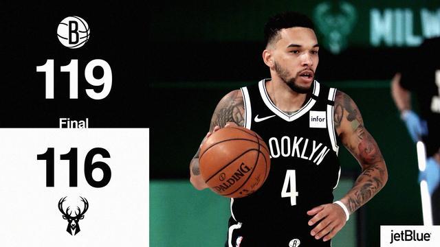NBA爆大冷門!殘陣籃網掀翻聯盟第一,聯盟也被他們套路了?(影)