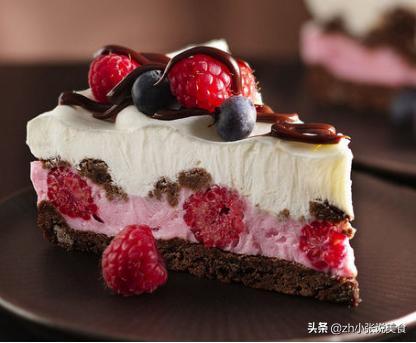 吃了這么多年的慕斯蛋糕,原來做法這么簡單