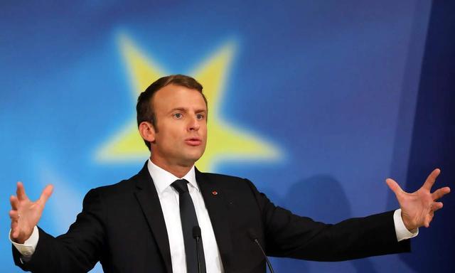 选择拒绝与中国合作,转眼就被美国制裁,网友:法国这是何苦?