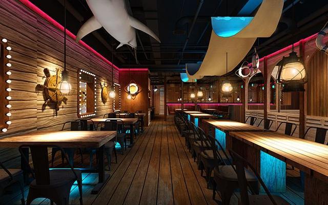 深圳餐厅设计的八大要诀,看了这些就明白了