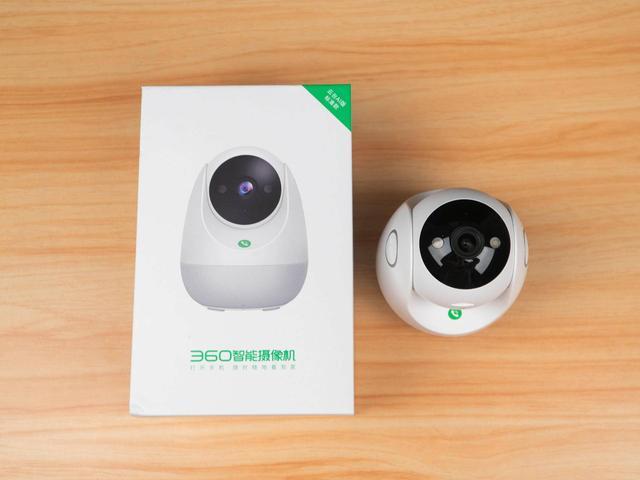 2K画质、全彩夜视,不仅仅是家居安防,360智能摄像机体验
