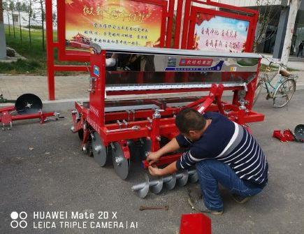 小麦播种机怎么使用 小麦播种机使用十要点-258.com企... _移动站