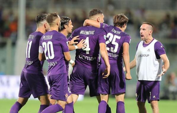 周日 046 意甲 AC米兰VS佛罗伦萨,比赛时间:9月30日02:45