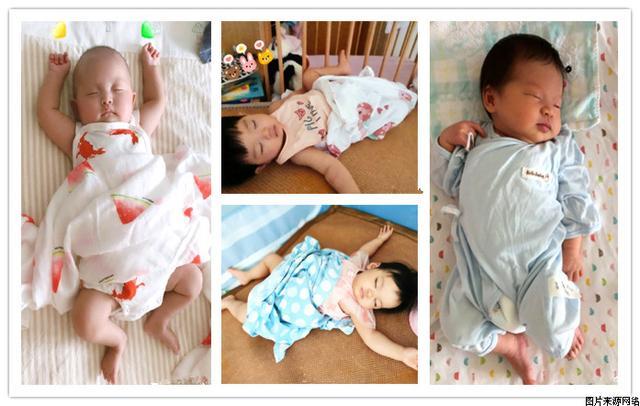 15种宝宝睡姿大起底,看看你家宝宝睡觉姿势是怎样的?