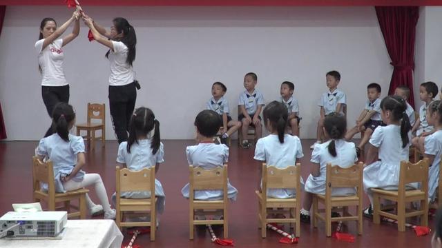 幼儿园课堂规则