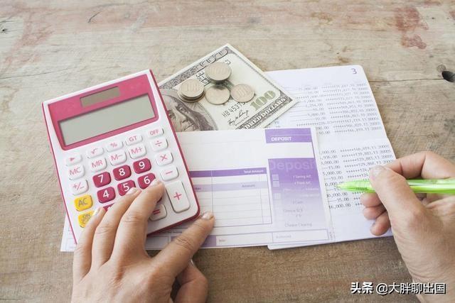 参加工作多年,银行存款竟少的可怜,出国打工可以发家致富吗