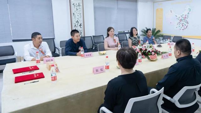 热烈祝贺全国连锁第93家陕西杨凌店隆重签约