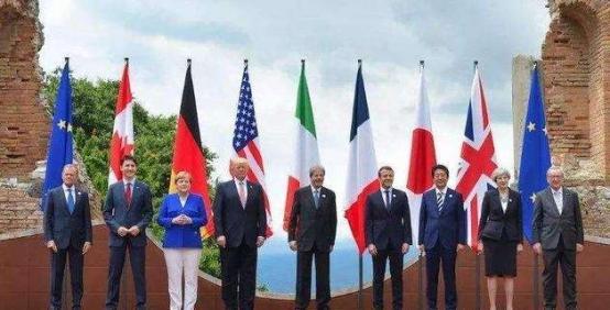 俄罗斯和德国都不给面子!特朗普计划G7变G11,却连G7都凑不齐了
