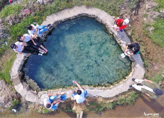 真正的硫磺温泉。专家说,不是我说 - 休闲旅游 - 广州妈妈论坛