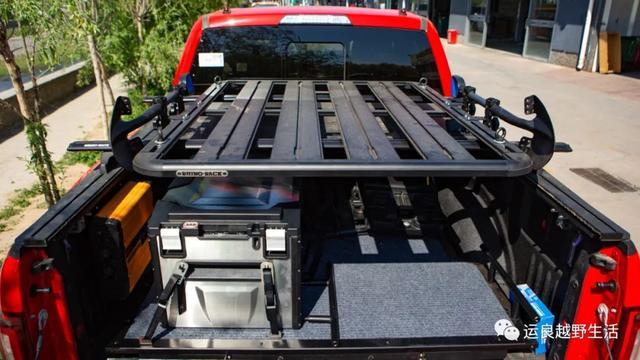 激進且實用——猛禽后尾廂的改裝方案