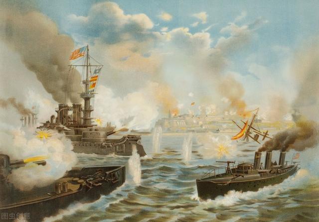 美国与南海的恩怨情仇!除了战略意义,还有百年的沉没成本