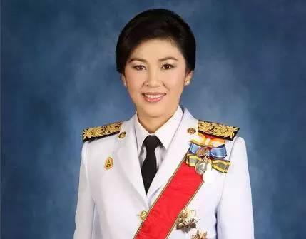 泰国总理英拉照片