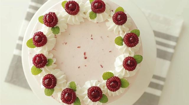 生日蛋糕沒靈感?超火的韓式生日蛋糕,這么一做太吸引客人了!