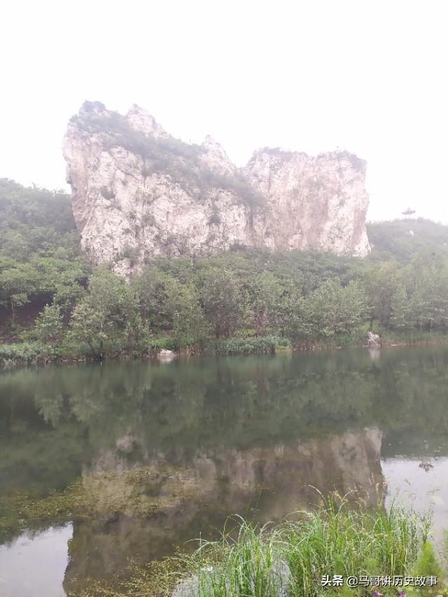 王雪红和她的七里沟   鹤壁市大河涧乡淇河七里沟风景区美如画