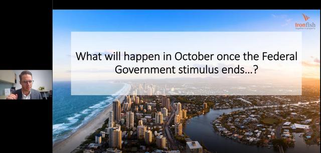 澳洲房产市场为什么没有在疫情中崩盘?