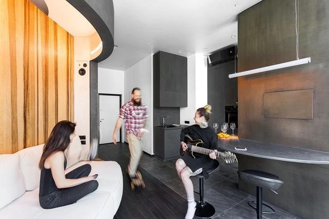 超实用!客厅跟卧室一体设计要点分享