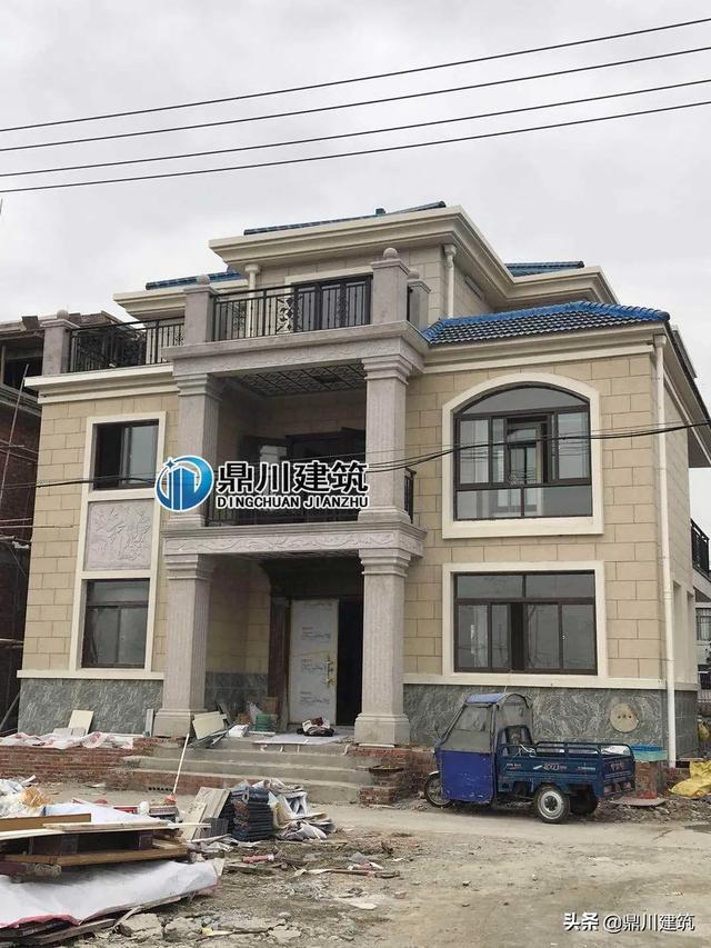 房屋混凝土框架结构