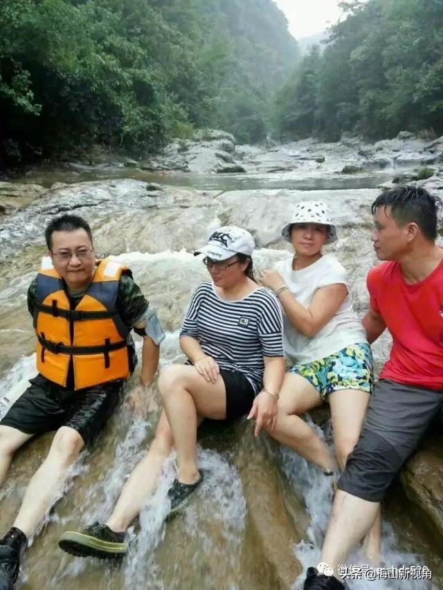 湖南最强溯溪地:杨柳江峡谷