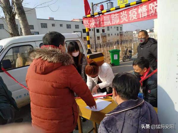 """安阳县白璧镇:抗""""疫""""民生两不误"""