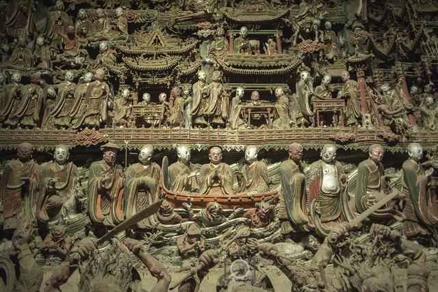 距西安50公里,3700多尊古泥塑深藏千余年,被称为第二敦煌