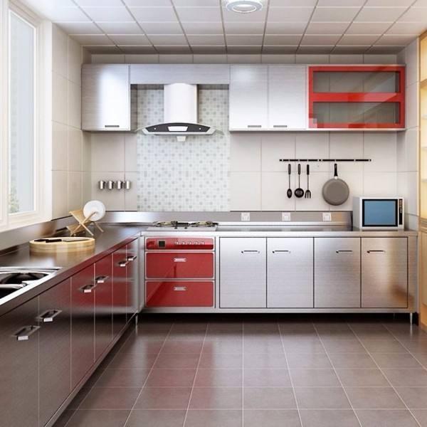 不锈钢定制家具拆单浅析