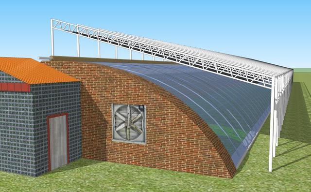 免费赠送的温室大棚效果图,不必在为盖大棚发愁了。