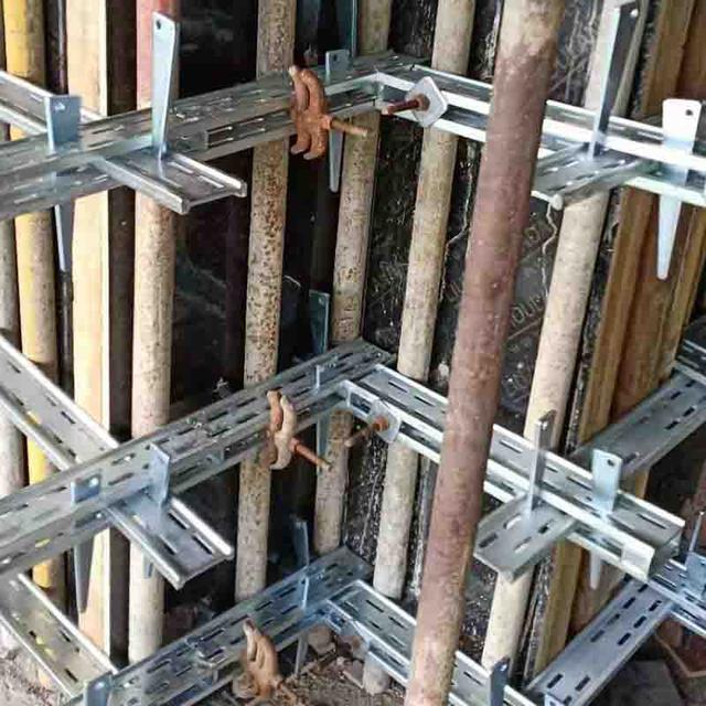 剪力墙模板钢支撑的价格真的高吗?