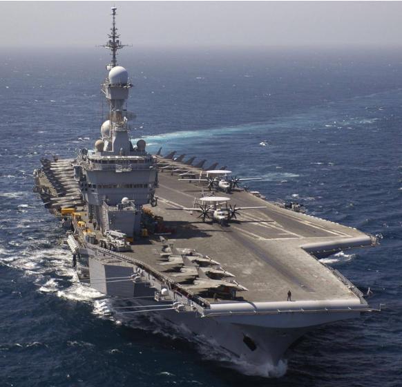 法国20亿采购3架E-2D预警机:没有独立自主,就会被人敲诈