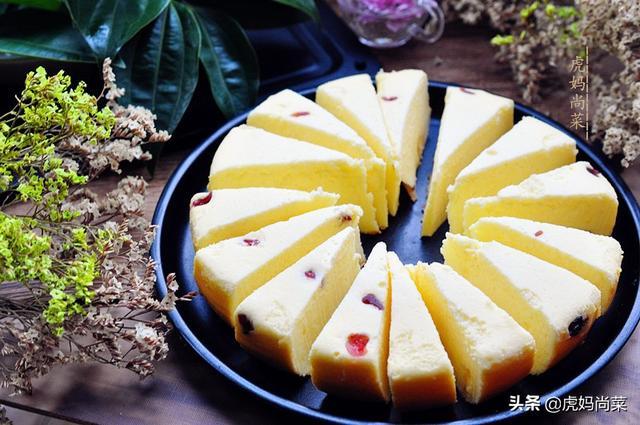 世界上最好吃的蛋糕,跟冰淇淋似的,綿軟水嫩,入口即化
