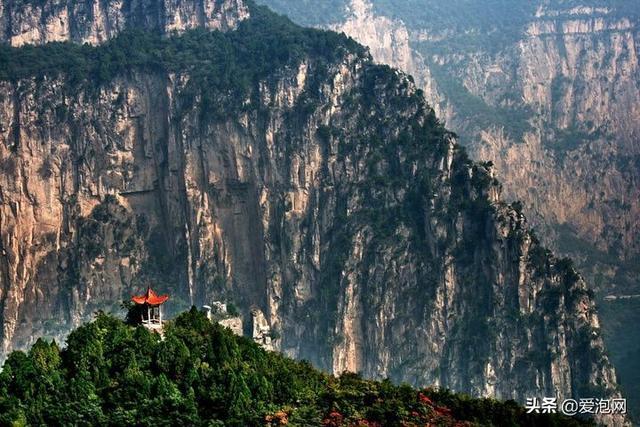 林州太行大峡谷二日游