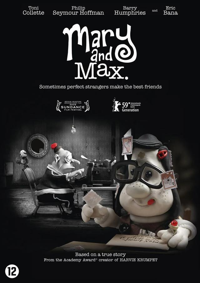 在这寒冷世界中的相遇——看《玛丽和马克思》