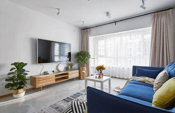 新房现代简约风格怎么搭配好看?色彩和家具的选择让您焕然一新