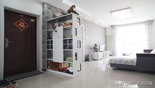 新房简单装修花12万,室内简洁大方,整体效果太漂亮了