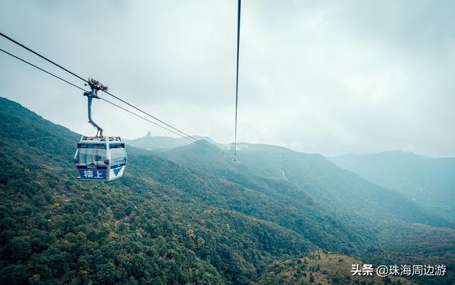 香港必去的旅游胜地——大屿山