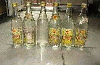 十大绝版老酒