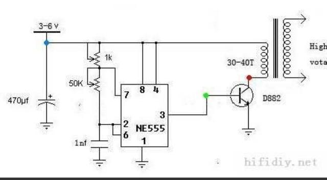 3526逆变器电路图