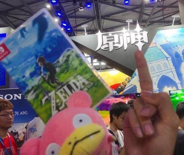 """China Joy七宗""""最"""":字节缺席、滴滴送菜、高通排面第一"""