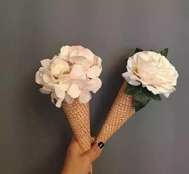 干花花束搭配
