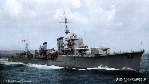 初春级驱逐舰