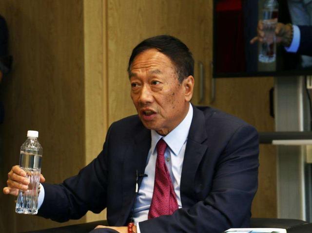 郭台铭直言,没有苹果,中国市场将会出现巨大问题