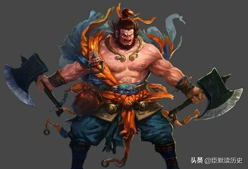 通过李逵在《水浒传》做的事来分析他的性格特点?