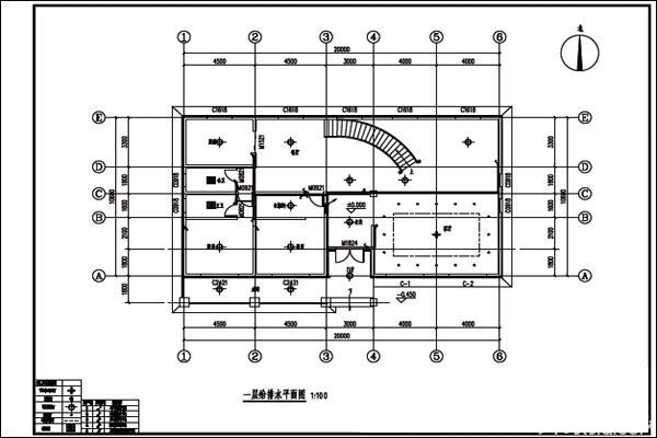 水电施工图纸代码大全